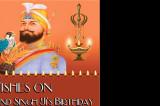 Celebrations of Aagman Purab of Sahib Sri Guru Gobind Singh Jee  at Sikh Center of Gulf Coast Area