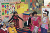 Chicago Vedic Day Care Center Celebrates Christmas and Gita Jayanti