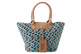 Magid Weave Paper Straw Double Handle Tote