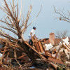 Oklahoma tornado spread destruction like a 'two-mile-wide lawnmower blade'