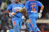 Mahendra Singh Dhoni and team back match-winner Yuvraj Singh