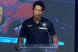 Didn't expect to see my name on top of a club, it felt different: Sachin Tendulkar