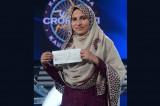 KBC 2013 gets its first female crorepati