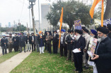 Local Protest at Indian Consulate on Continued Incarceration of Sikhs
