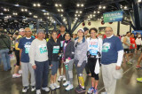 Desi Runners Test their Mettle at the  Chevron Houston Marathon