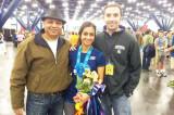 Rashi Vats Runs Chevron Marathon