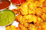 Mama's Punjabi Recipes: Pakore (Fried  Fritters)