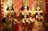 Welcoming the New Year at  Sri Govindaji Gaudiya Matha