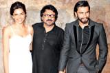 Ranveer, Deepika, Priyanka's 'Bajirao Mastani' delayed, to release next year