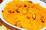 Mama's Punjabi Recipes- Mithe Chawal (Sweet Rice)