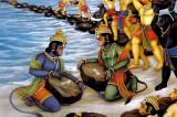 What happened to Vanara Sena after Ramayana?