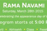 Rama Navami: Celebrate Lord Rama's Appearance Day at ISKCON of Houston