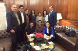 Global Yazidi Delegation Receives Warm Welcome and Support in India