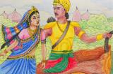 Different names of Arjuna in Mahabharata