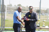 TCC Taped Ball Tournament Winter 2014 – SLCC Winners, Charges Gladiators Runners Up