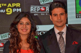 Reporters leaked episode: Rajeev Khandelwal and Kritika Kamra compete to get scoop