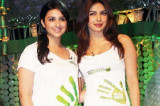 Priyanka Chopra to re-launch Parineeti Chopra with her production venture?