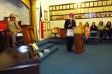 Masonic Golden Trowel Award Bestowed  on a Treasured Brother Raj Bhalla
