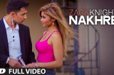 Exclusive: 'Nakhre' FULL VIDEO Song | Zack Knight | T-Series