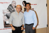 "Anupam Kher Visits Houston for  ""Mera Woh Matlab Nahin Tha"" Promotions"