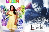 IIFA 2015: Kangana and Shahid bag top honours for Queen, Haider