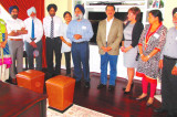 Sikh Community Appreciates  Adrian Garcia with a Fundraiser