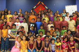 Week-long Swara Raga Laya Carnatic Music Workshop 2015 Enlightens Numerous Youngsters