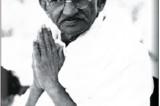 Gandhi Fights British Attempt to Divide Hindus