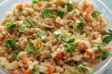 Mama's Punjabi Recipes: Daliya Palao (Cracked Wheat Pilaf) Slow Cooker Recipe