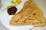 Mama's Punjabi Recipes: Saada Punjabi Parantha (Plain  Punjabi Crispy Flatbread)