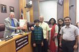 Universal Oneness:  Rakshabandhan Celebration with Sugar Land & Stafford City Councils