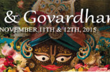 Diwali and Govardhan Puja at  ISKCON of Houston