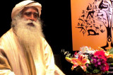 Revered Mystic Sadhguru Meets the Masses with Shimmering Humor and Inner Guidance