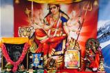 Navaratri Celebrations at  Gauri Siddhivinayak Temple of Houston