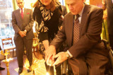 Greg Abbott and First Lady Cecilia Abbott Host the First-Ever Deepawali Celebration at their Mansion