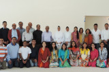 JVB Preksha Meditation Center Welcomes its New Board Member and Executive Committee for 2015-2016