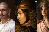 Bajirao Mastani Official Trailer | Ranveer Singh, Deepika Padukone, Priyanka Chopra Eros Now