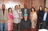 FIS Receives 2015 MLK Grand Marshal's Award