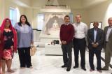 Interfaith Ministers Visit  JVB Preksha Meditation Center