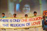 Sri Sathya Sai Baba's 90th Birthday Celebrated With Splendor