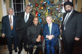 Indo-Americans Invited to Governors' Mansion for Holiday Reception