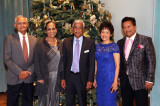 Holiday Luncheon Brings Out the Fashionable Set at Pratham Fundraiser