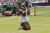 Serena Williams Accepts Sportsperson of Year Award, Eyes More Slams