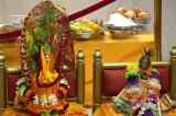 Tulsi Vivah Celebrations at The Temple of Ma Gayatri