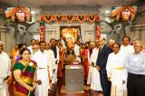 Sri Meenakshi Temple Celebrates the Arrival of New Year 2016