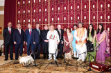 On Mission! On Target! India House Gala Celebrates a Busy Year