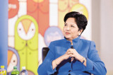 PepsiCo CEO Nooyi's pay package increases 18% to $26.4 million