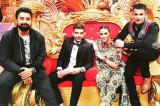 Rannvijay, Karan Kundra and Prince Narula in a new show