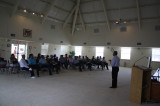 """""""Dealing with Uncertainty with Certainty""""  Workshop at JVB Preksha Meditation Center"""