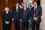 India, US pledge increased cooperation to crack down on tax evasion